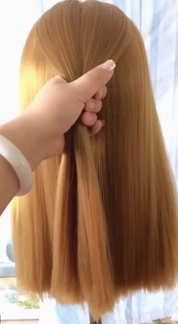 15 Hairstyles For Girls Videos Tween Long Hair Styles Long Hair Video Hair Tutorial