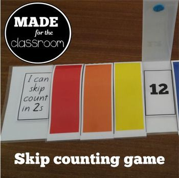 Skip Counting Strips - Practice skip counting in 2s, 5s and 10s. Stage 4 New Zealand maths.