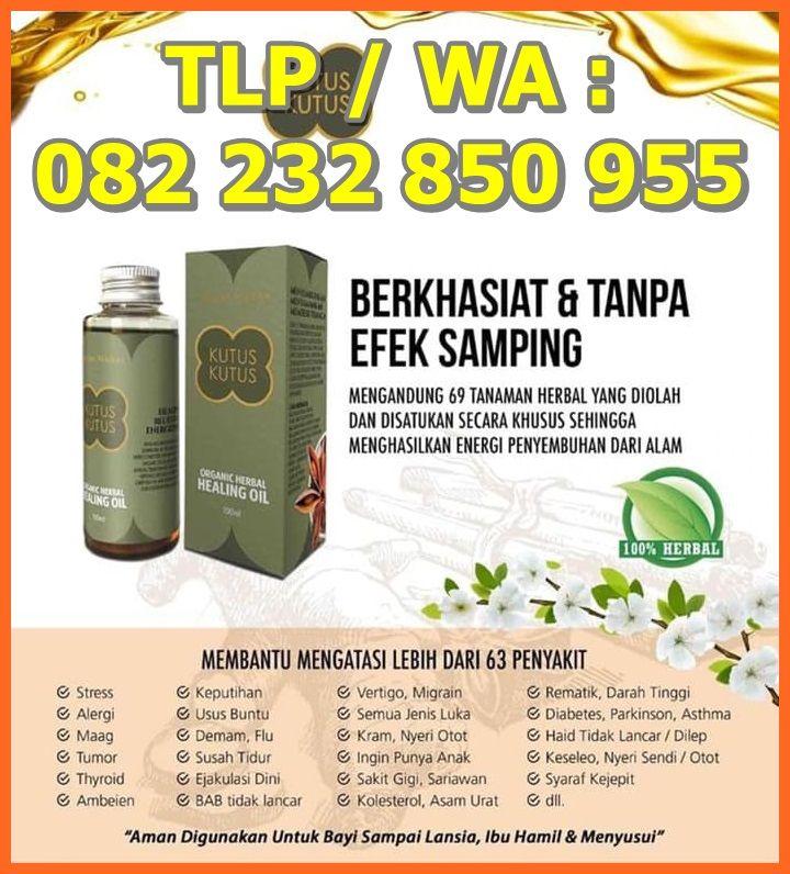 Jual Minyak Kutus Kutus Surabaya Herbal Energi Vertigo