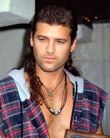 Billy Ray Cyrus (the man I grew up listening to when I was younger). Met him when I was young too and he's so amazing!