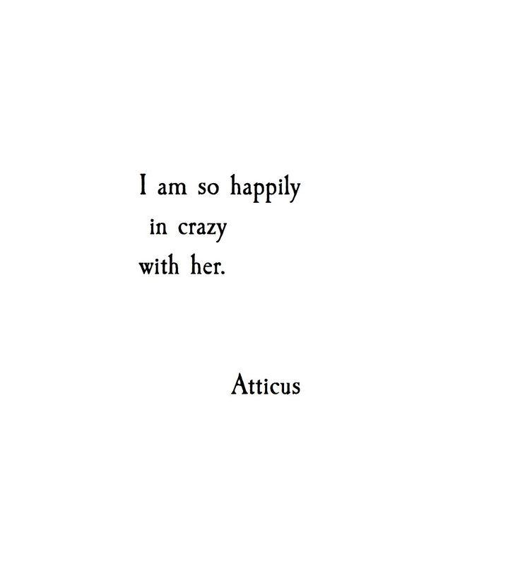 Atticus Quotes: 159 Best Atticus Images On Pinterest