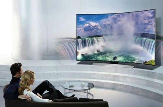 #Samsung хочет выпускать телевизоры с голографическим изображением