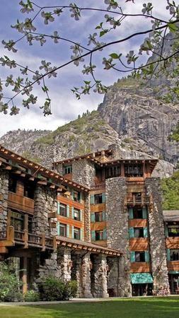 Ahwahnee Hotel, Yosemite National Park