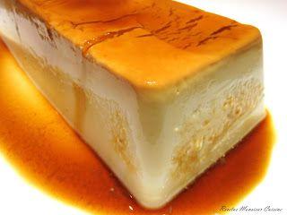 Recetas Monsieur Cuisine: Flan de queso Philadelphia