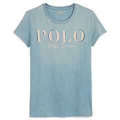 Polo Cotton Tee - Polo Ralph Lauren Sale - RalphLauren.com