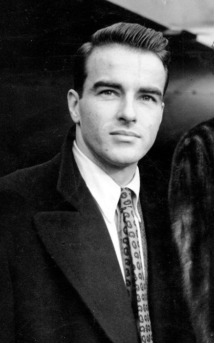 Montgomery Clift-old Hollywood stars