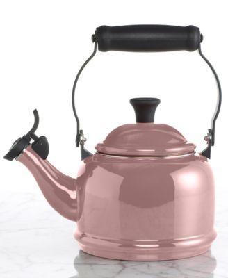 Le Creuset Demi 1.25 Qt. Tea Kettle | macys.com