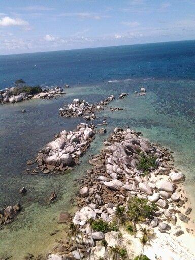 Lengkuas Island, Belitung Indonesia