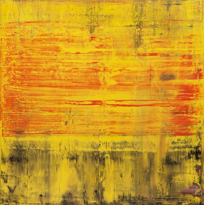 Gerhard Richter: Real & Tangible Accmplishment https://mymagicalattic.blogspot.com.tr/2016/10/gerhard-richter-real-tangible.html