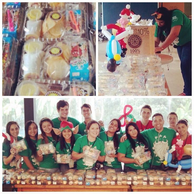 500 refrigerios donados a ¡una buena causa! Universidad EAFIT