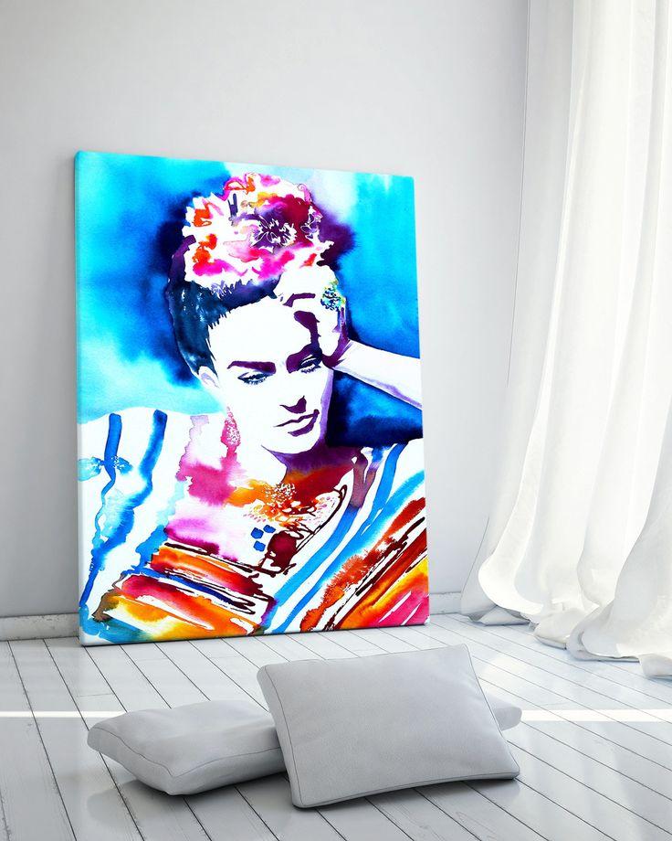 Frida Kaholo art print