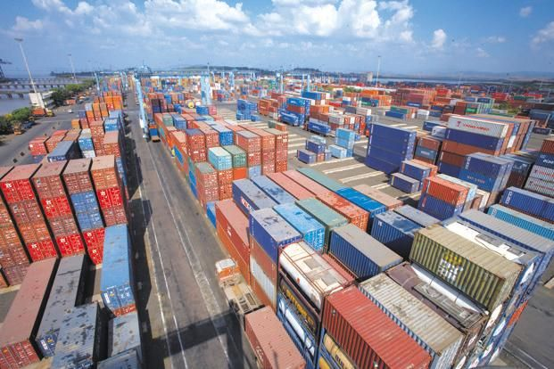 News:   JN Port Surpassed their earlier record of handling container traffic.   Details: