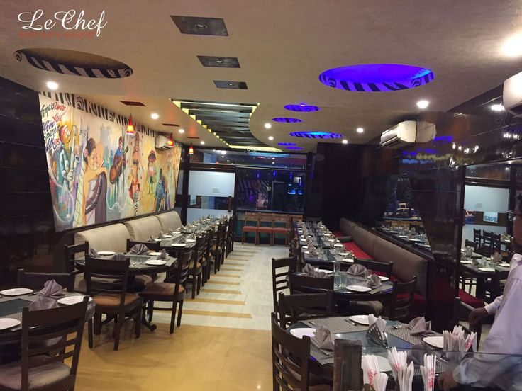 Le Chef is a fine dining restaurant in Faridabad offering delicious Indian Chinese Continental food. If looking for best North Indian restaurant in Faridabad