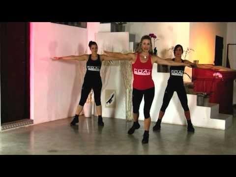 ▶ Jill Cooper - Punto vita - anti maniglie d'amore - YouTube