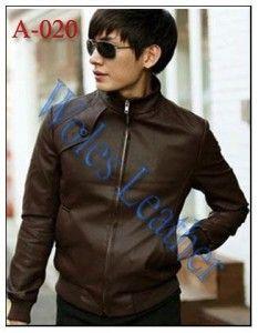 Jaket Kulit Model Blazer Korea; Kode: A-020