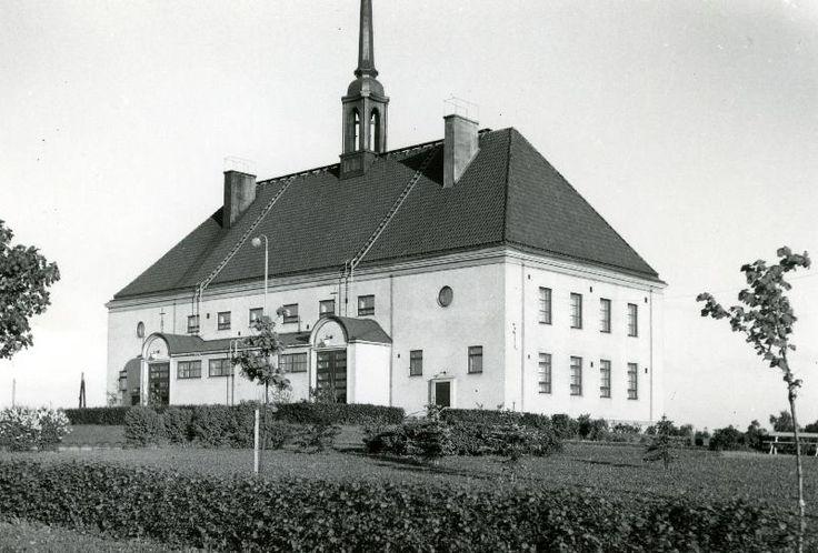 Tainionkosken kirkko #kirkot #Tainionkoski #Imatra # churches