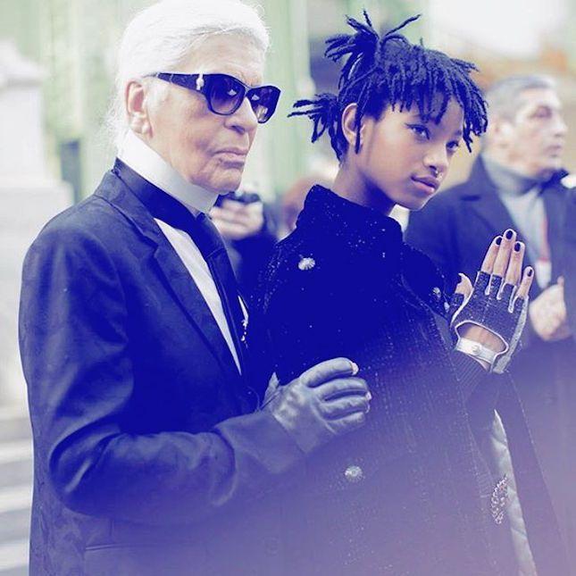 Уиллоу Смит — новая посланница Chanel