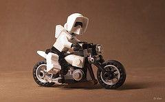 stormtrooper lego bike  #starwars #stormtroopers #lego
