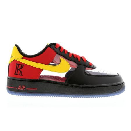 kyrie irving gets own air force 1 low release date 02 Nike Air Force 1 Low  Kyrie Irving Release Date