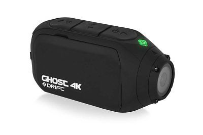 Drift Innovations Ghost 4K Ultra - HD Action Dash Motorcycle Camera