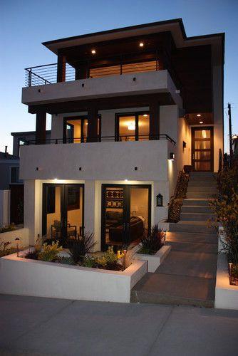 LuAnn Development contemporary exterior