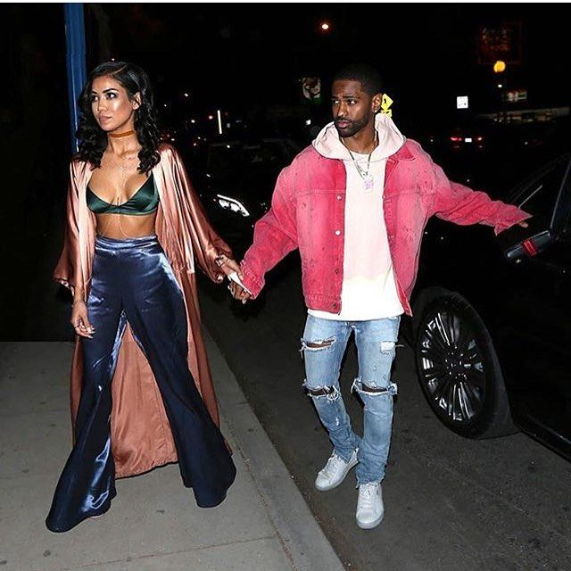 Jhene Aiko + Big Sean: