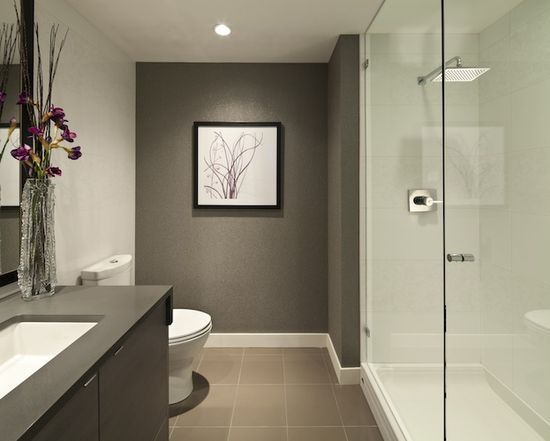 6 Bathroom Ideas for Small Bathrooms #bathroom