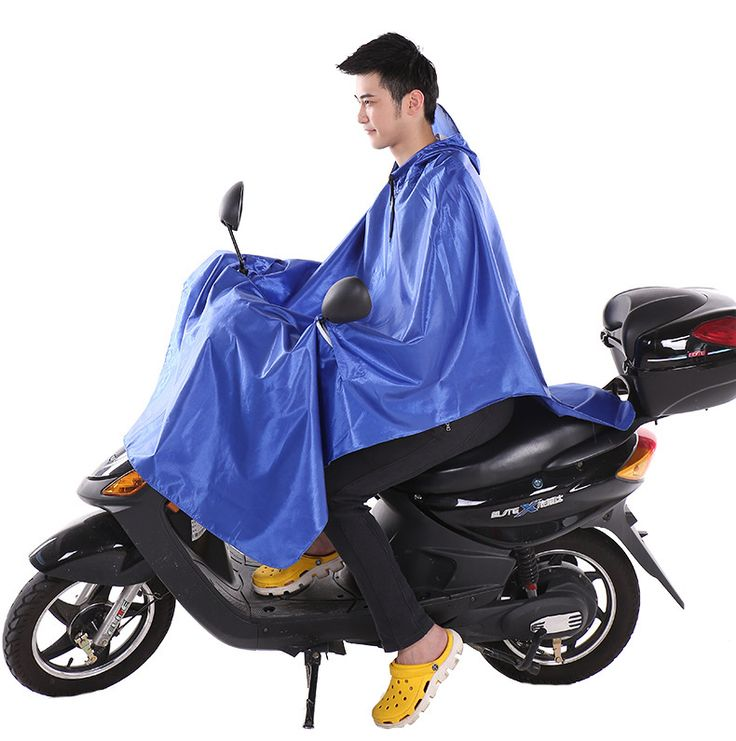 ==> [Free Shipping] Buy Best Oxford Transparent PVC Men Motorcycle Raincoat Rain coat Poncho capa de chuva de motoqueiro Chubasquero mujer With Big Hat Online with LOWEST Price | 32343717236