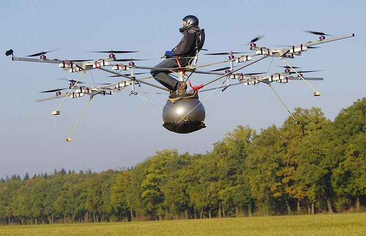 e-volo multicopter, Volocopter VC1