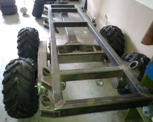 Homemade Track Machines | Mini skid steer loader - Machine Builders Network | auto | Skid steer loader, Homemade tractor, Tractors