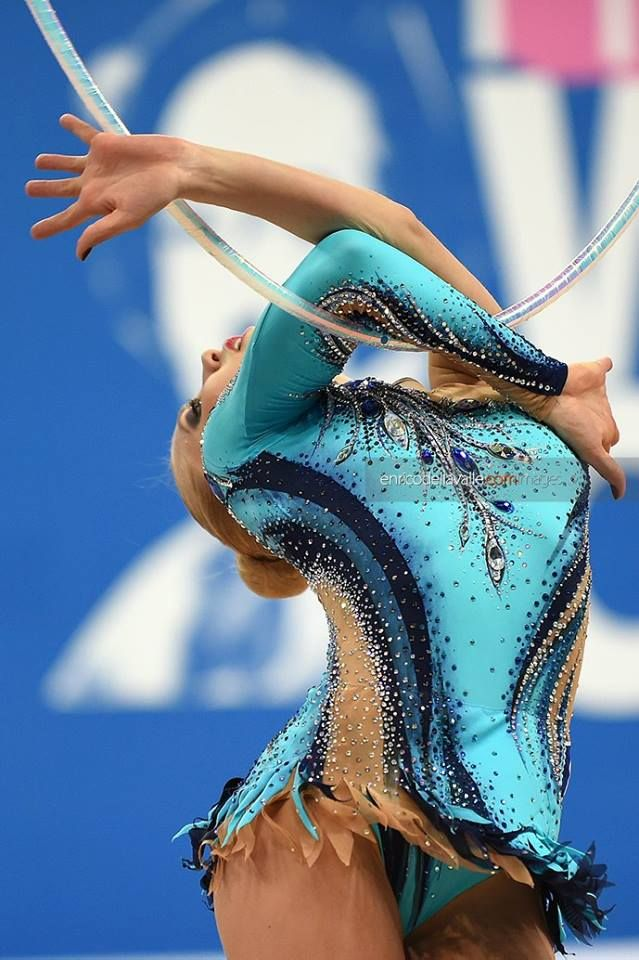 Kseniya Moustafaeva (France), World Cup (Pesaro) 2016