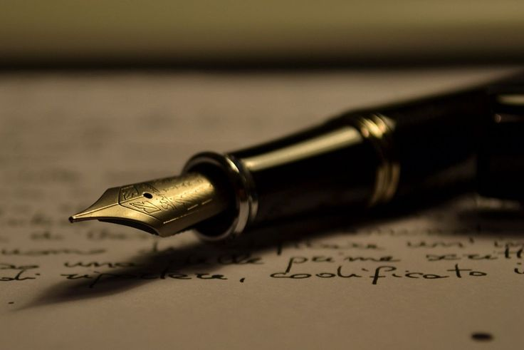 How Writing Has Become Part Of My Identity