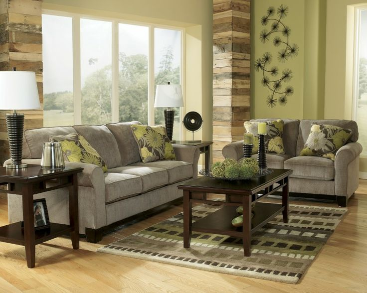 Riley U2013 Slate Sofa Collection By Ashley Furniture At Furniture Outlet World