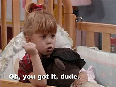 DJ From Full House | Full House GIFs: Lessons Learned From '90s TV Show Episodes Characters ...