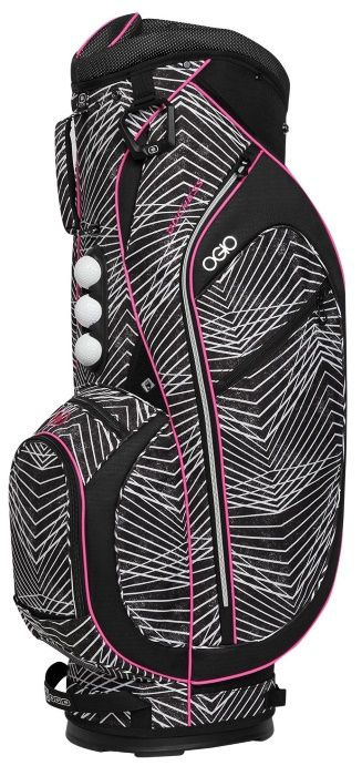 Check out what #lorisgolfshoppe has for your days on the golf course! Ogio Women's Duchess Golf Cart Bags - Rictor