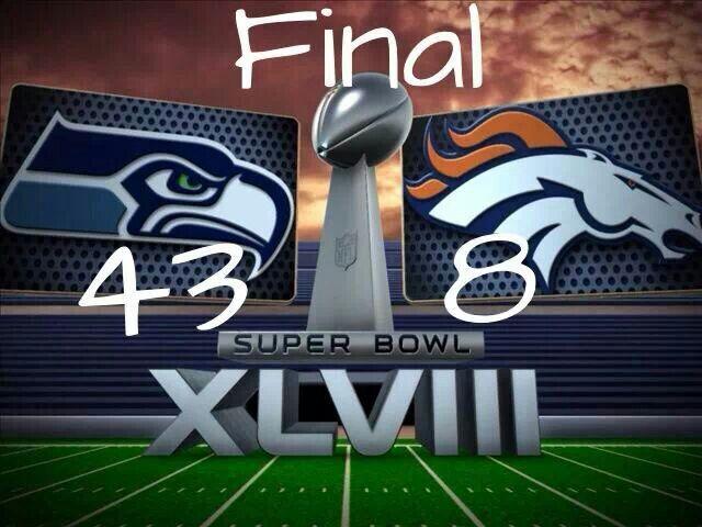 2014 Super Bowl score.