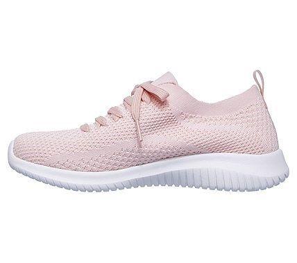 536f0336ec43 Skechers Women s Ultra Flex Statement Memory Foam Slip On Sneakers (Light  Pink White)  MemoryFoamStyles