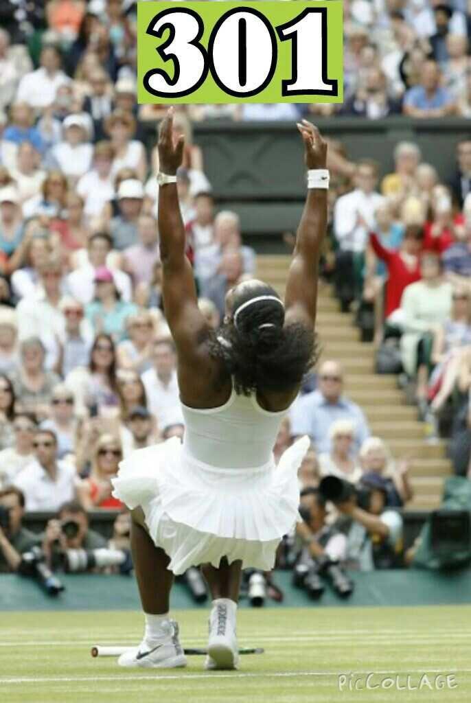 Serena Williams Wimbledon 2016 singles win!