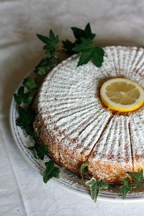 Torta Caprese al limoncello   Anna The Nice