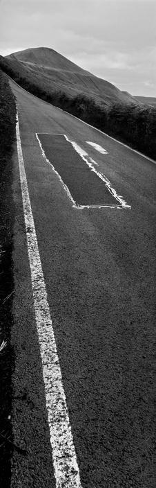 © Josef Koudelka, GB Wales, Rhonda fach, Fendale 1997, Coal tip