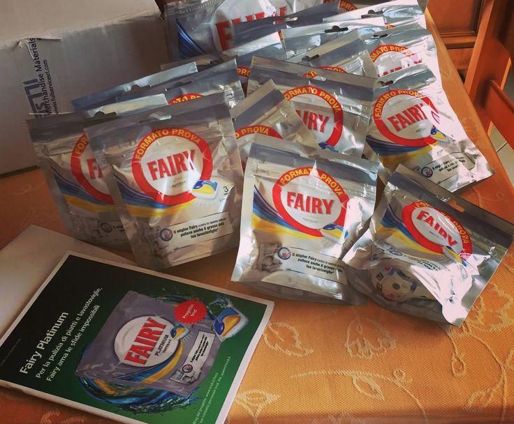 Bellissimo progetto Fairy.. La mia lavastoviglie ringrazia!!!