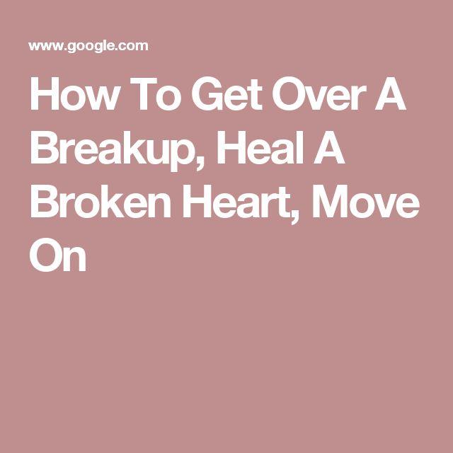 how to get over a broken heart wikihow flirt
