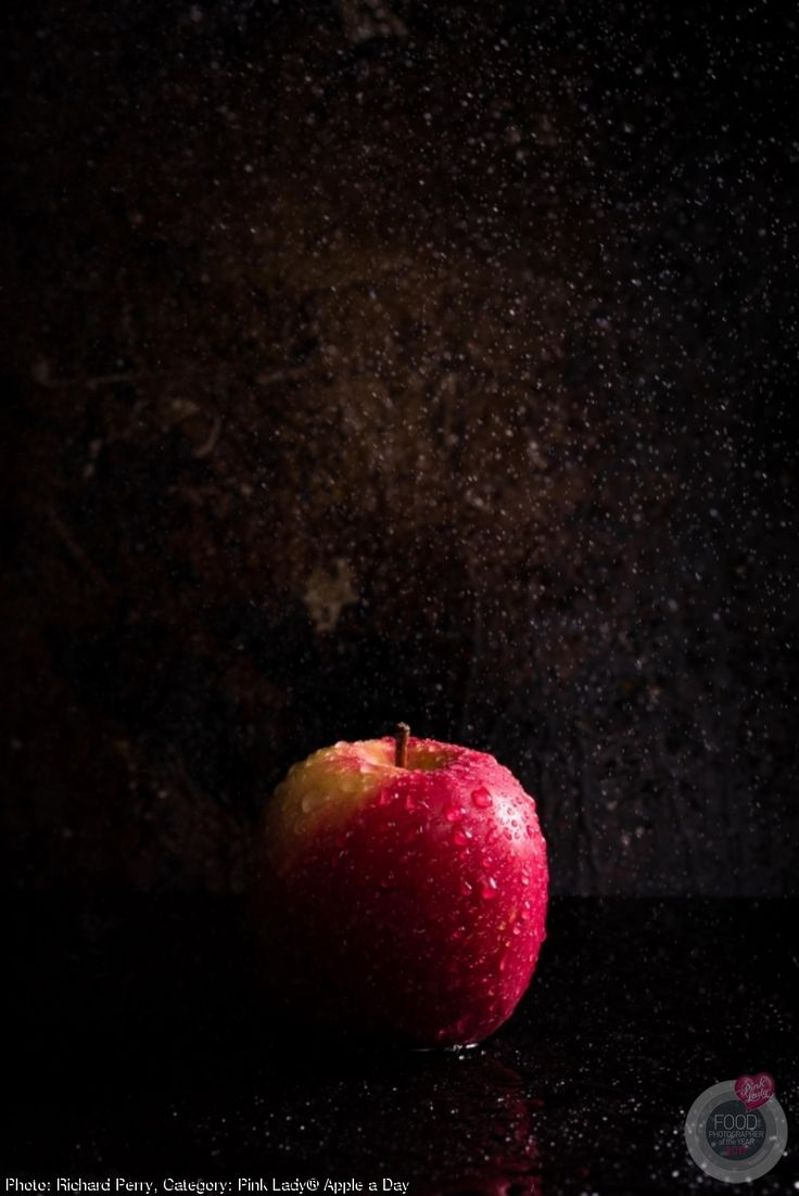 Pink Lady® Food Photographer of the Year 2017 - Category: Pink Lady® Apple a Day  Photo: Richard Perry - https://www.pinkladyfoodphotographeroftheyear.com