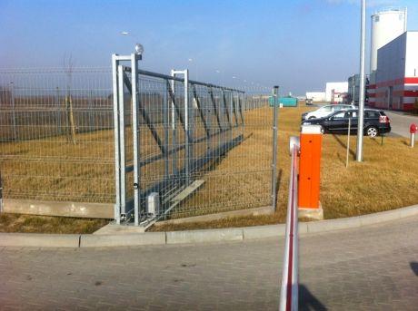 Więcej realizacji na: http://www.ogrodzenia-systemowe.pl/realizacje/ #ogrodzenia #panelowe #systemowe #bramy #napędy #automatyka #akcesoria #germaplan #Borne #Furniture #Gorzów