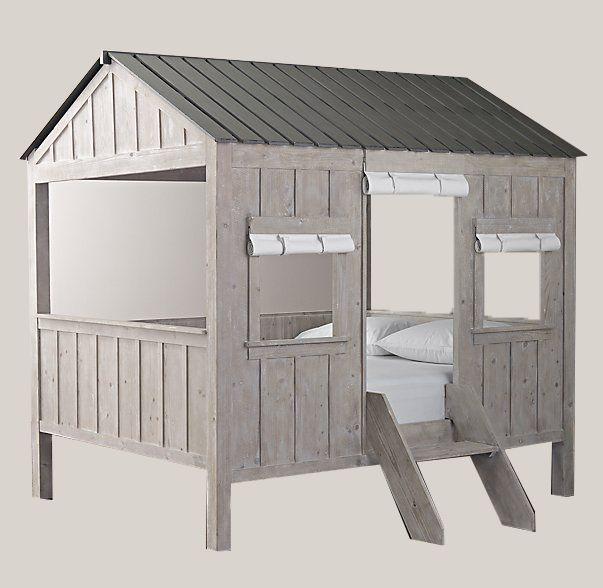 Κρεβάτι σπιτάκι / Bed House by Loizos House