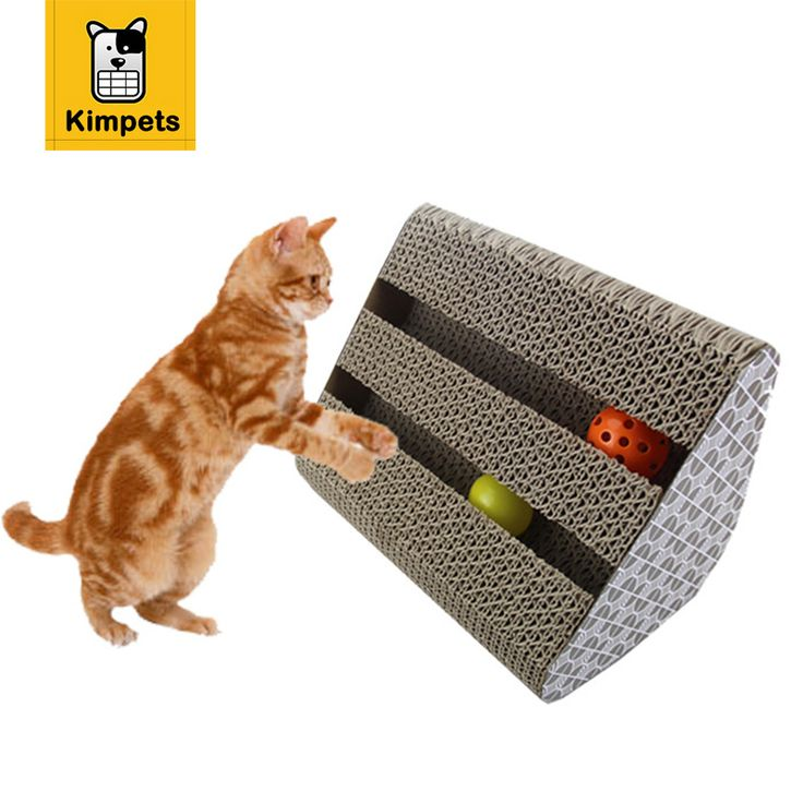 DOBOLA Cat Toys Corrugated Paper Scratcher with Catnip Lounge Handmade Kitten Scratching Post Interactive Toy for Cat Training // FREE Shipping //     Buy one here---> https://thepetscastle.com/dobola-cat-toys-corrugated-paper-scratcher-with-catnip-lounge-handmade-kitten-scratching-post-interactive-toy-for-cat-training/    #lovecats #lovepuppies #lovekittens #furry #eyes #dogsitting