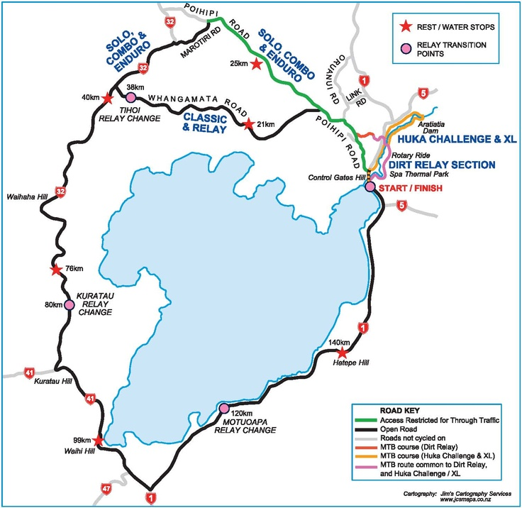 The Cycle Challenge Map cant wait Good Luck to all who have entered this year only a week to go!
