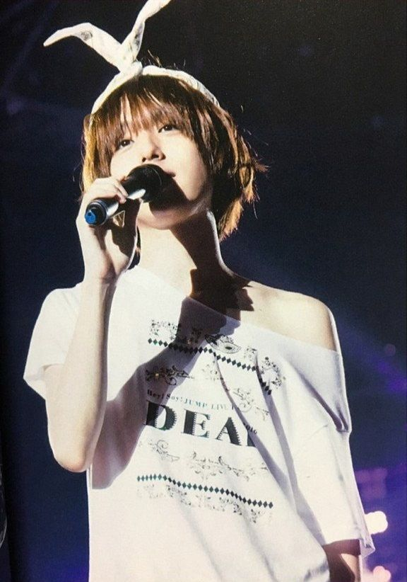 伊野尾慧 #inookei LIVE TOUR 2016 DEAR.