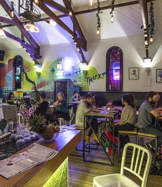 The Brunswick Mess Hall - Bar, Restaurant, Beer Hall - 400 Sydney Rd Brunswick, Melbourne.