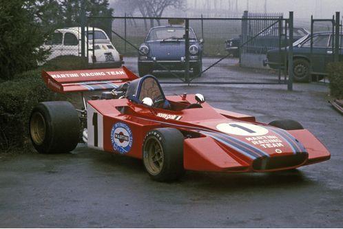 1972 GP Kanady (Tecno PA123)